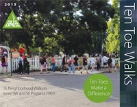 2014 Ten Toe Express. 16 Neighborhood Walks throughout inner-city Portland. FREE! Thursdays @ 6PM ~ Saturdays @ 9AM. Join the fun. Info Here!