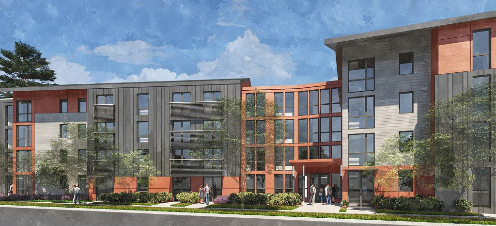 Albertina Kerr Workforce and Inclusive Housing Project Update, February 2020. Gresham campus. Construction starts August 2020. Completion September 2021. Info here!