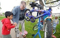 Free Basic Bike Repair: Sun, Aug 09, 2020 1PM-5PM. . Info here!