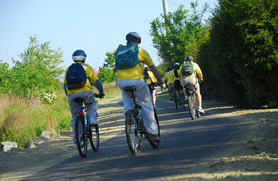 Bike Rides for Adults and Families, Greater Gresham Area: April to September. Info here!