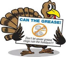 Freeze the Grease, Save a Bundle. Keep Fats Out Of The Pipes. Info here!