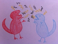 Drawing Out Conflict - Really! With Crayons Workshop: Mar 20, 2013 6:30-8:30PM. Info here!