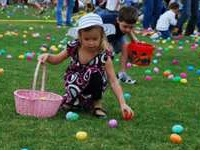 Blue Lake Bunny Bonanza Egg Hunt: Mar 30, 2013 10AM-12PM. Info here!