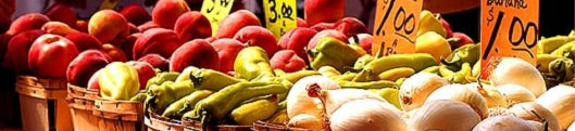 Local Farmer's Markets reopen. Enjoy the freshest produce and products. Find farmer's markets here!