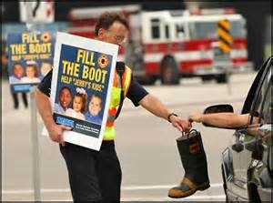 Help Gresham Firefighters Fill the Boot for MDA, NW Eastman & Division: Aug 09-10, 2013 8AM-5PM. Info here!