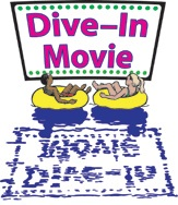 MHCC Aquatic Center Dive-In movies return to the big screen this summer. Families and friends are welcome to spend time floating, splashing and swimming in the College's 50-meter Olympic size pool while files are played on the electric scoreboard. Info here!