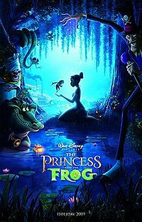 Portland Parks & Recreation, Movies in Wilkes Park: Princess & the Frog Aug 20, 2010. Pre-movie entertainment begins at 6:30PM. Movies begin at dusk (8:30-9:00PM).  Info here!