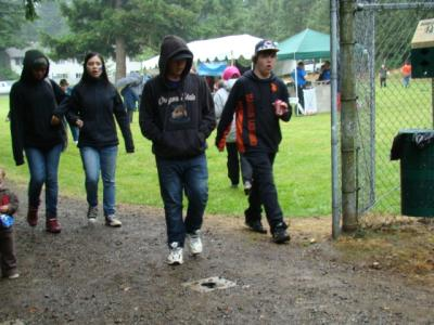 Rain didn't dampen spirits as as hundreds of neighbors gathered Saturday June 18th for the Nadaka Community Festival to celebrate the Nelson Property addition to Nadaka Nature Park in Gresham Oregon