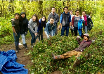 Volunteers Needed. Nadaka Nature Park, SOLVE Clean-Up: Sat Sep 21, 2019 9AM-12PM. Tools, gloves, coffee, and snacks will be provided. Sign-up here!