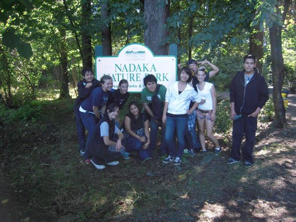 De La Salle students join 2010 SOLV