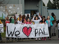 Gresham PAL center to stay open, for now. Generous donations keep doors open through end of month for more than a hundred at-risk children. Info here!