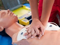 Are You Prepared to Save a Life? CPR/AED Training: Sat Sep 14, 2013 9AM-12PM. Info Here!
