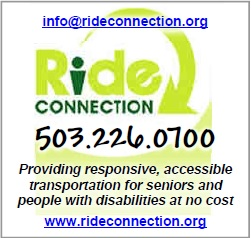 Mobility equals Independence. Ride Connection is dedicated to providing responsive, accessible transportation options. Serving older adults, people with disabilities, and the community at large for those in need. Click here to get started today!