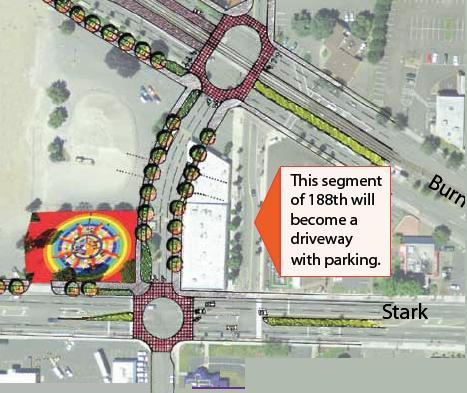 Rockwood in Motion, 188th/187th Avenue Realignment Open House: Nov 17, 2010 6PM. Info here!