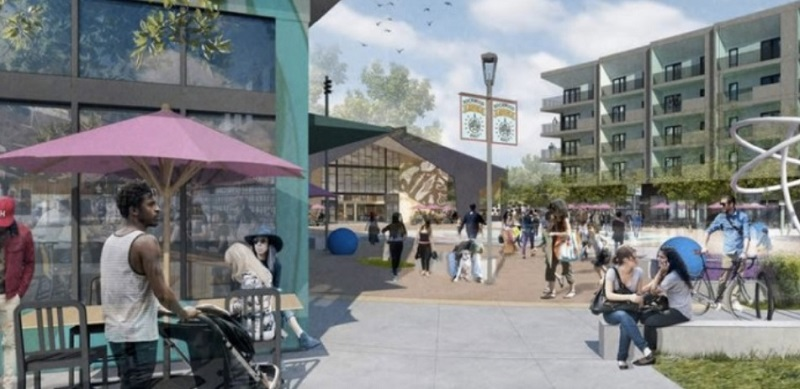 Rockwood Rising, one of Gresham's urban renewal projects, prepares to break ground. Info here.