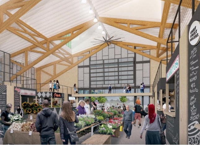 Downtown Rockwood Market Hall Information Session: Thu, Sep 12, 2019 6PM-8PM. . Info here!