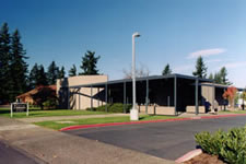 Multnomah County Public Libraries; Rockwood Library
