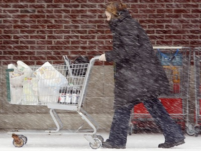 Are you prepared for a winter storm? Here are the groceries and other supplies you should add to your shopping list. Info here!