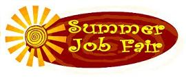 Summer Jobs and Career Fair; Mt. Hood Community College, College Center Fireplace Lounge: Feb 23, 2012 10AM-1PM. Info here!