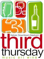 Join us as the Historic Downtown Gresham Business Association presents this years last Third Thursday!, Aug 18, 2011 5:30PM-8PM. Info Here!
