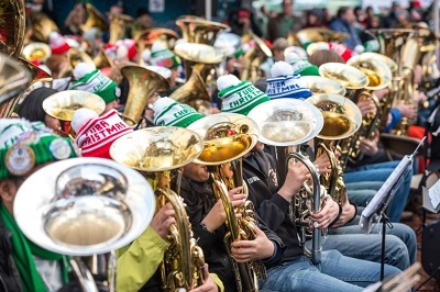 200+ Tubas at Pioneer Square! 22nd Annual Tuba Christmas Concert: Sat Dec 14, 2013 1:30PM-3PM