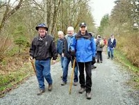 Senior Healthy Hikers: Larch Mountain Hike: Thu Dec 046, 2014 9AM-5PM. Info here!