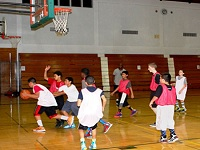 Free! Friday Night Youth Basketball, HB Lee Middle School: Fri Nov 27, 2015 6-10PM. Info here!