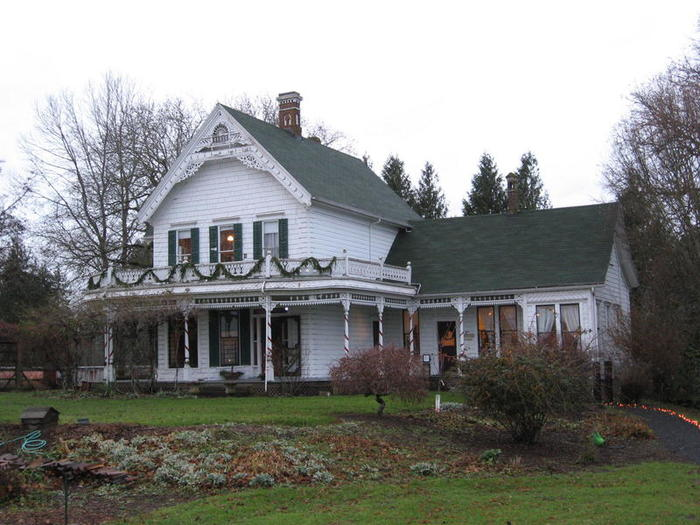 Zimmerman Heritage Farm. A delightful Victorian era farmhouse built in 1874. A lasting vestige of East Multnomah County's agricultural roots. Gresham OR. Fairview-Rockwood-Wilkes Historical Society. Info here!